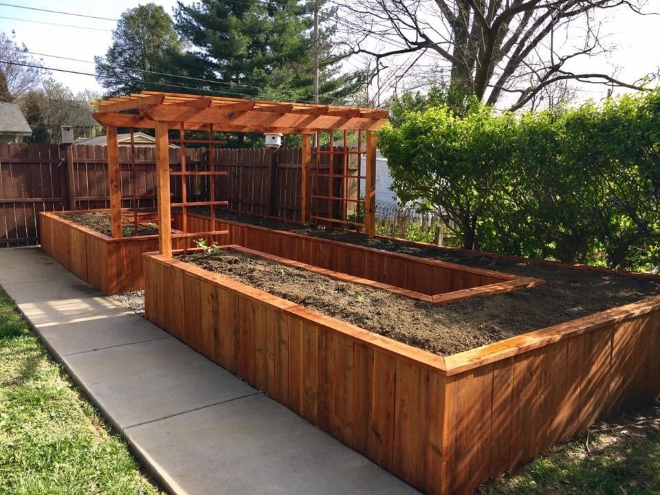 Cedar Raised Beds Bagdad Lumber Llc